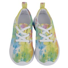 Abstract Pattern Color Art Texture Running Shoes