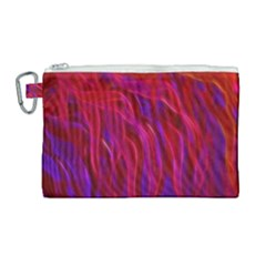 Background Texture Pattern Canvas Cosmetic Bag (large) by Nexatart