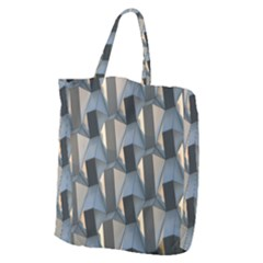 Pattern Texture Form Background Giant Grocery Tote