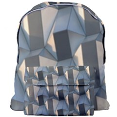 Pattern Texture Form Background Giant Full Print Backpack by Nexatart