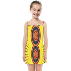 Art Decoration Wallpaper Bright Kids Summer Sun Dress