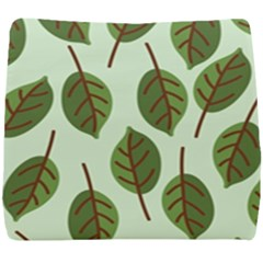 Design Pattern Background Green Seat Cushion by Nexatart