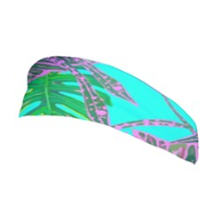 Painting Oil Leaves Nature Reason Stretchable Headband