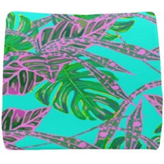 Painting Oil Leaves Nature Reason Seat Cushion by Nexatart