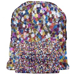 Pattern Abstract Decoration Art Giant Full Print Backpack