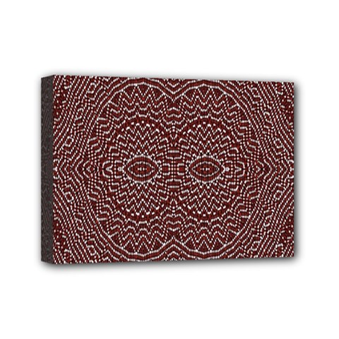 Design Pattern Abstract Mini Canvas 7  X 5  by Nexatart