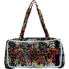 Facing The Storm Design By Kiekie Strickland Multi Function Bag