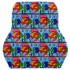 Fish Car Seat Back Cushion