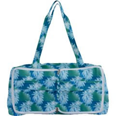 Palm Trees Tropical Beach Coastal Summer Style Small Print Multi Function Bag	 by CrypticFragmentsColors