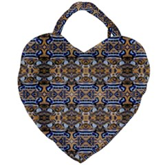 D 9 Giant Heart Shaped Tote