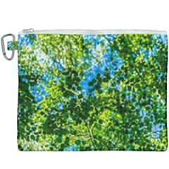 Forest   Strain Towards The Light Canvas Cosmetic Bag (xxxl) by FunnyCow