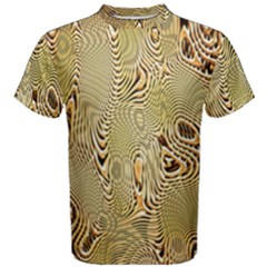 Pattern Abstract Art Men s Cotton Tee
