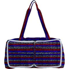French Revolution Typographic Pattern Design 2 Multi Function Bag	 by dflcprints