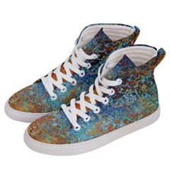 Men s Hi-top Skate Sneakers by GhostGear