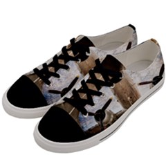 Legend Of The Sky Men s Low Top Canvas Sneakers by FunnyCow