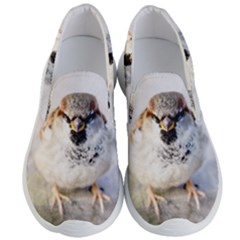 Do Not Mess With Sparrows Men s Lightweight Slip Ons by FunnyCow