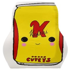 Kawaii Cute Tennants Lager Can Car Seat Back Cushion