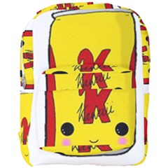 Kawaii Cute Tennants Lager Can Full Print Backpack by CuteKawaii1982