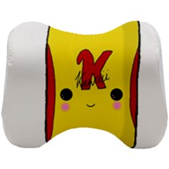 Kawaii Cute Tennants Lager Can Head Support Cushion
