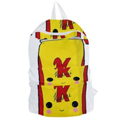 Kawaii Cute Tennants Lager Can Foldable Lightweight Backpack by CuteKawaii1982