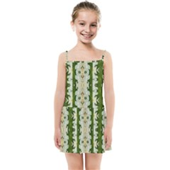 Fantasy Jasmine Paradise Bloom Kids Summer Sun Dress
