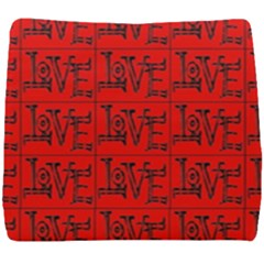 Love 1 Seat Cushion by ArtworkByPatrick1