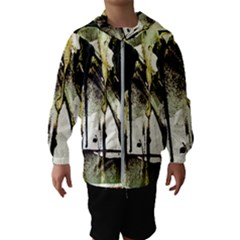 There Is No Promissed Rain 2 Hooded Windbreaker (kids)