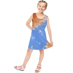 Floating Wishes Kids  Tunic Dress