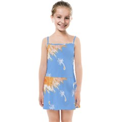 Floating Wishes Kids Summer Sun Dress