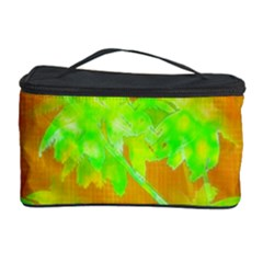 Coconut Palm Trees Caribbean Vibe Cosmetic Storage Case