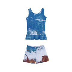 Oceantide Kid s Boyleg Swimsuit