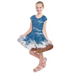 Oceantide Kids  Short Sleeve Dress