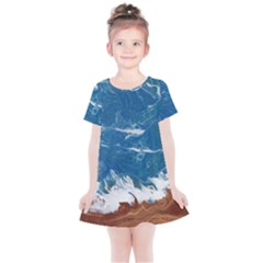 Oceantide Kids  Simple Cotton Dress