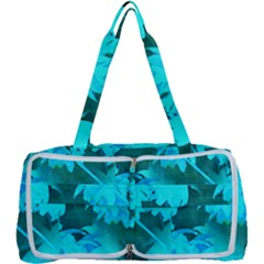 Coconut Palm Trees Caribbean Sea Multi Function Bag	 by CrypticFragmentsColors