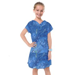 Star Fall Kids  Drop Waist Dress