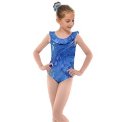 Star Fall Kids  Frill Swimsuit