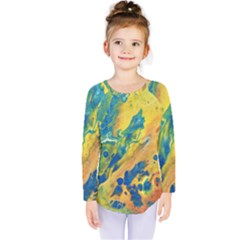 Sunfire Kids  Long Sleeve Tee