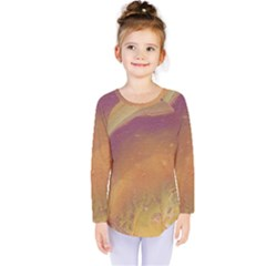 Sun Fire Kids  Long Sleeve Tee