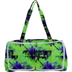 Palm Trees Lime In The Coconut Multi Function Bag	 by CrypticFragmentsColors