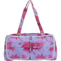 Palm Trees Paradise Pink Pastel Multi Function Bag	 by CrypticFragmentsColors