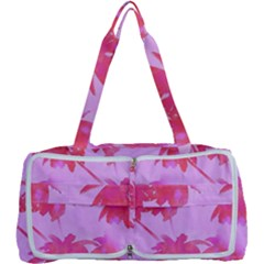 Palm Trees Pink Paradise Multi Function Bag	 by CrypticFragmentsColors