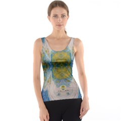 Cosmic Waters Warp Tank Top