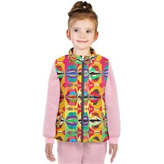 Colorful Shapes                                    Kid s Puffer Vest