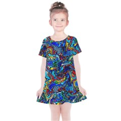 F 3 Kids  Simple Cotton Dress
