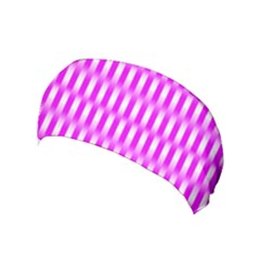 Series In Pink A Yoga Headband