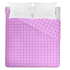 Series In Pink D Duvet Cover Double Side (queen Size) by MoreColorsinLife