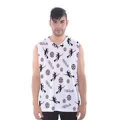 Witches And Pentacles Men s Basketball Tank Top by IIPhotographyAndDesigns