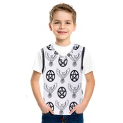 Owls And Pentacles Kids  Sportswear by IIPhotographyAndDesigns