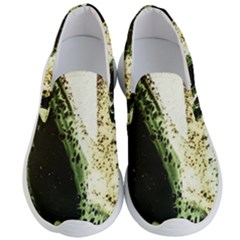 There Is No Promissed Rain 2 Men s Lightweight Slip Ons by bestdesignintheworld