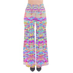 Beautiful Bright Tropical Watercolors Created By Flipstylez Designs So Vintage Palazzo Pants